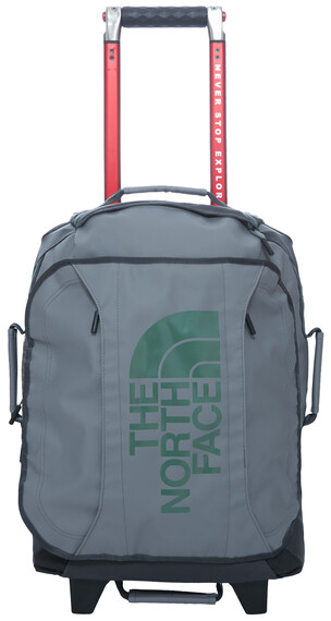 "The North Face Rolling Thunder 19"" Trolley zinc grey/duck green"